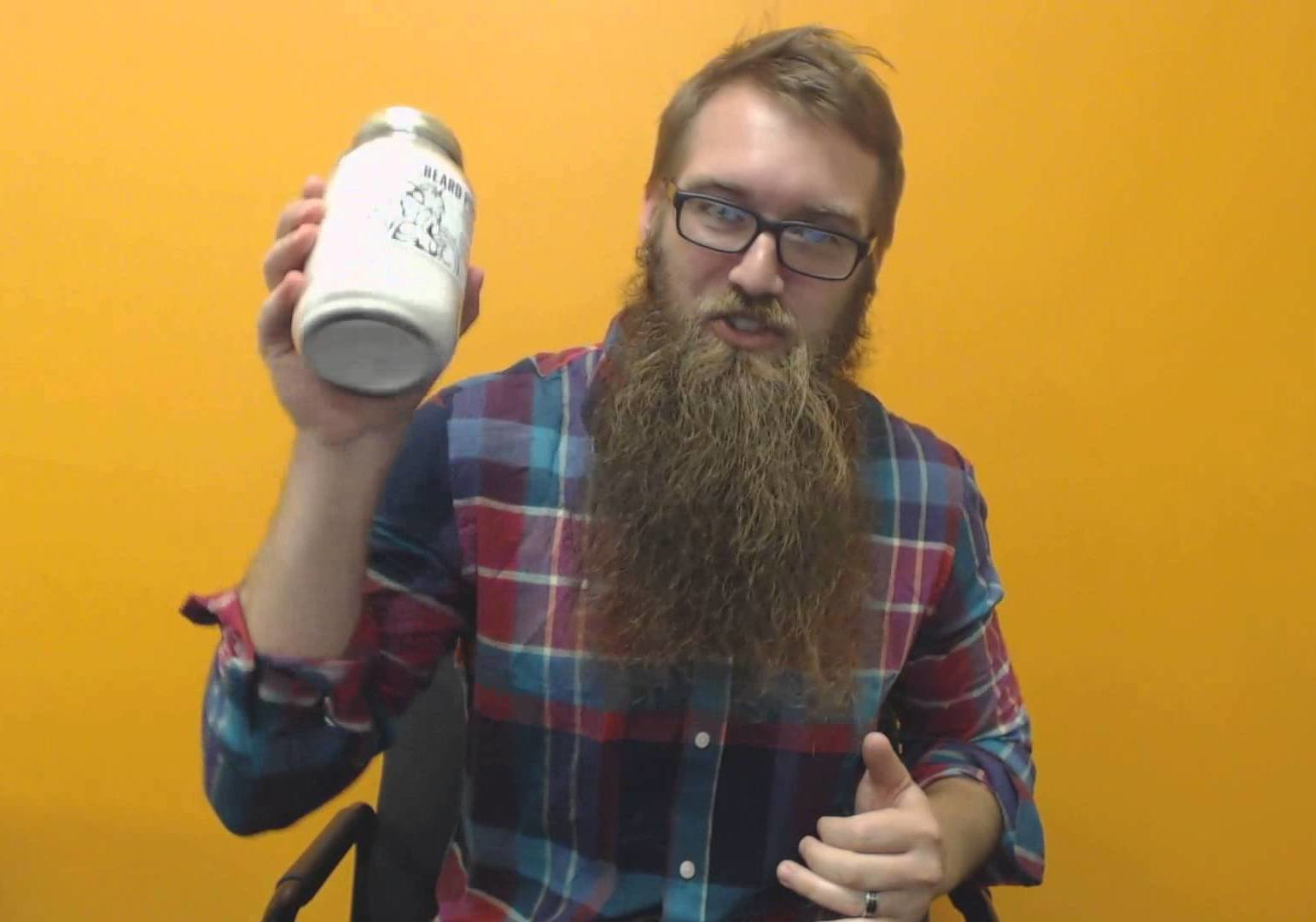BEARD GROWTH POWDER: GENUINE OR SCAM? ~ THE MALE GROOMING REVIEW
