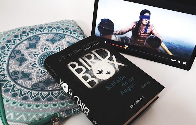 [Rezension] Bird Box: Schließe deine Augen von Josh Malerman