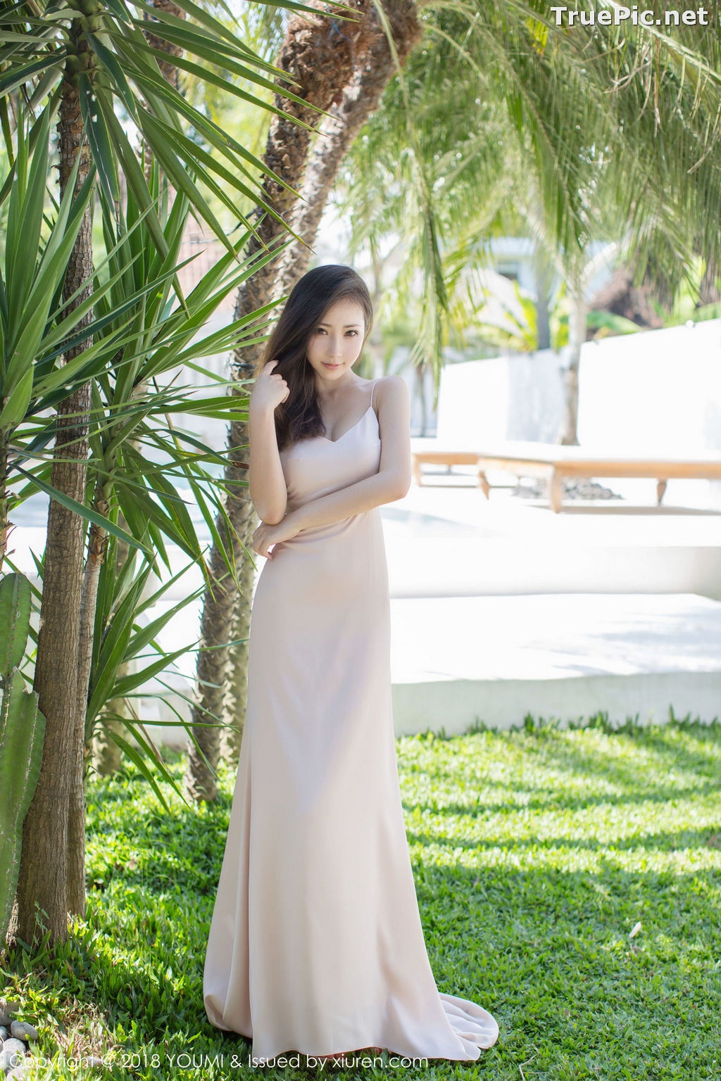 Image YouMi Vol.156 – Chinese Model Yumi Youmei (尤美) – Beautiful Summer In Bali - TruePic.net - Picture-5