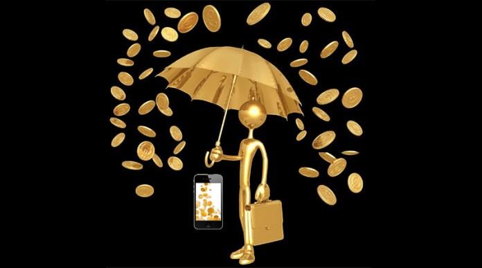 Правильные «обои» на мобильном привлекут деньги в кошелек