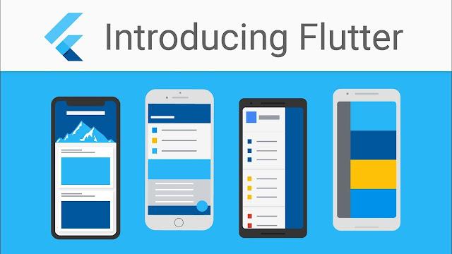 Belajar Google Flutter dan Dart NesiaNet
