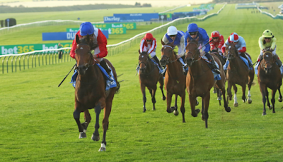 Veracious wins easily at Newmarket