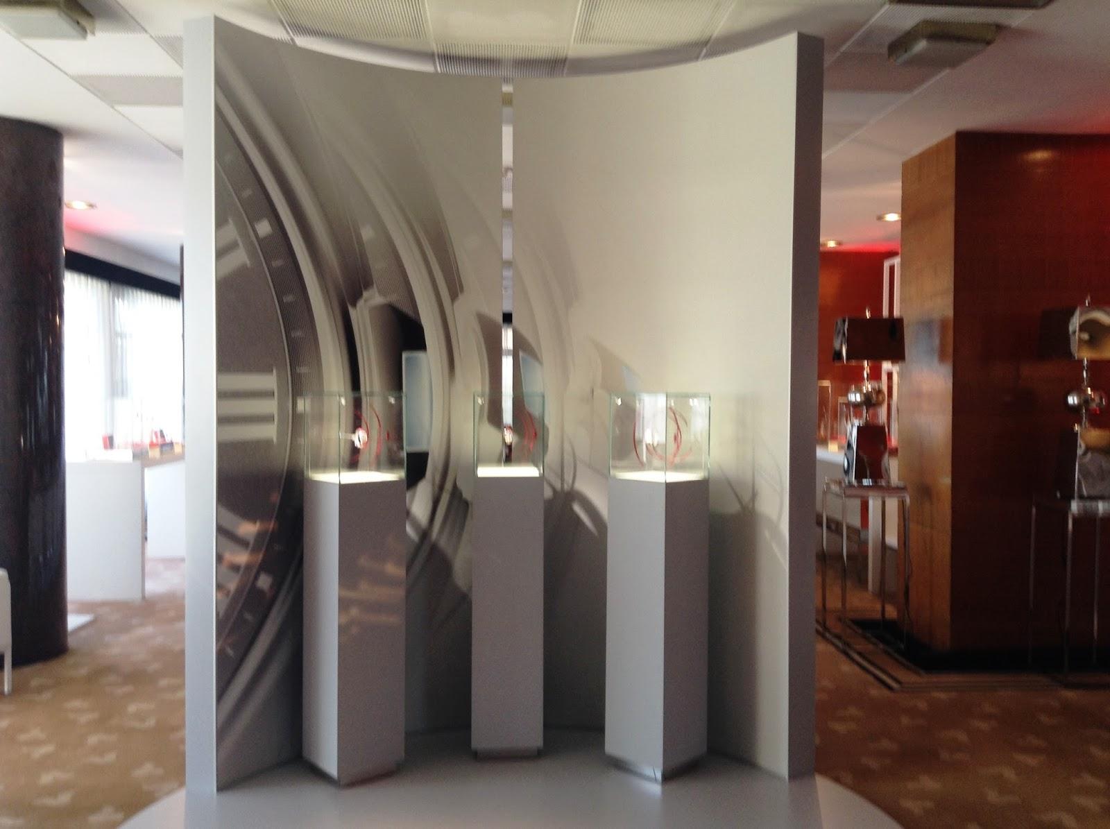 4a91744d821 Estação Cronográfica  Boutique dos Relógios Plus realiza exposição ...
