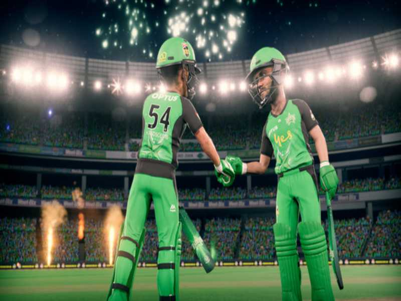 Big Bash Boom PC Game Free Download