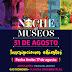 Alcaldía abre convocatoria para próxima Noche de Museos.