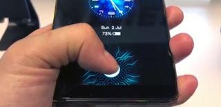 in-display-finger-print-scanner