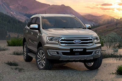 Review: 2012 Ford Everest 2 5 Limited | Philippine Car News