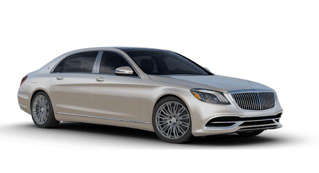 2019 Mercedes-Benz Maybach Photos