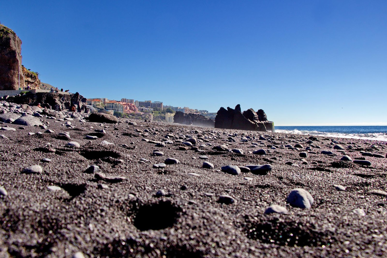 texturas na Praia formosa