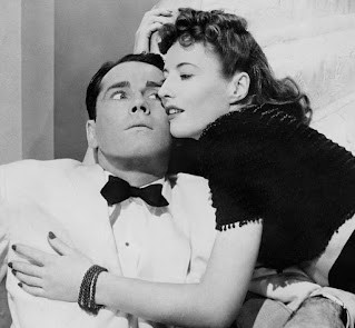 The Lady Eve - Barbara Stanwyck and Henry Fonda