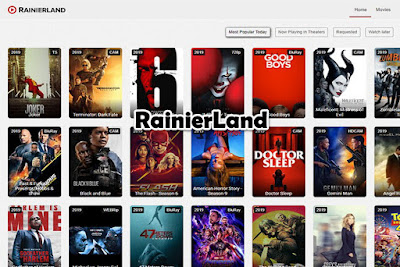 RainierLand - Free Movie Streaming Sites No Sign Up