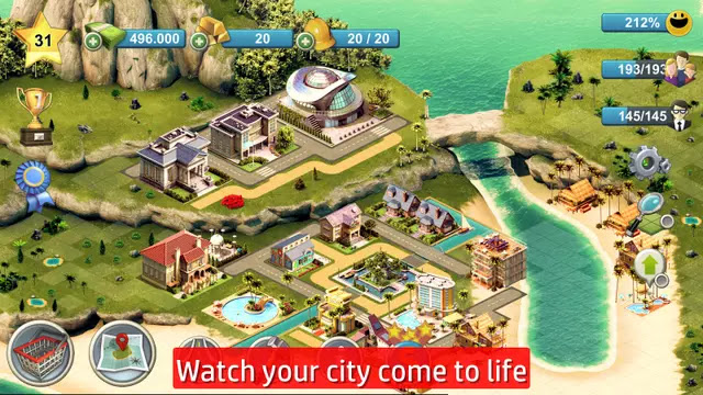 City Island 4 Sim Town Tycoon Hack