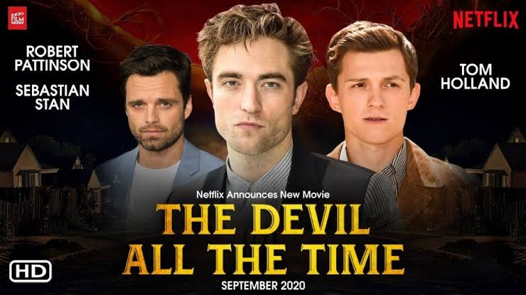 The Devil All the Time (2020) WEBDL Subtitle Indonesia