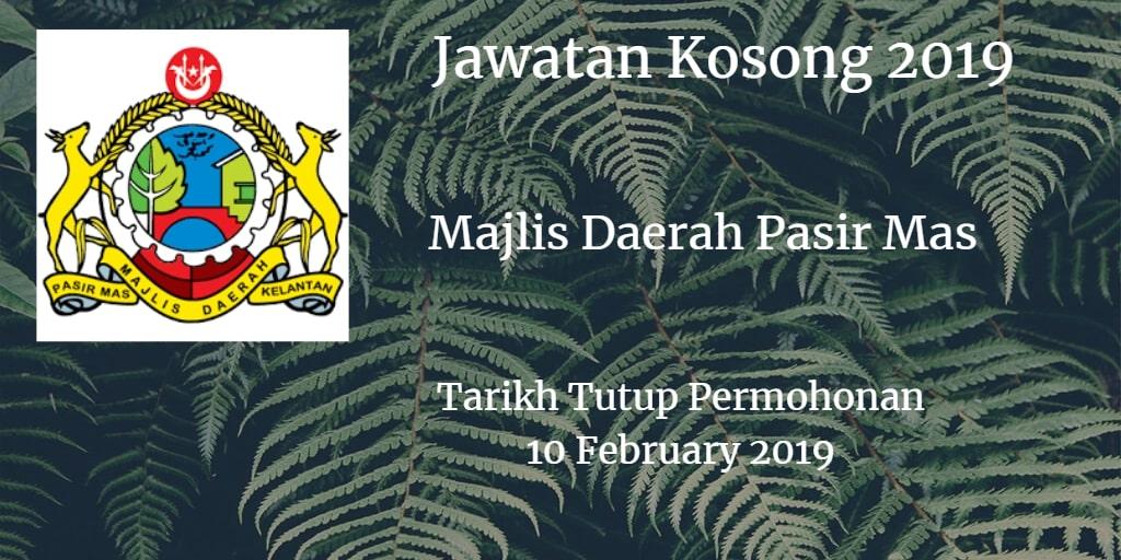 Jawatan Kosong MDPM 10 February 2019