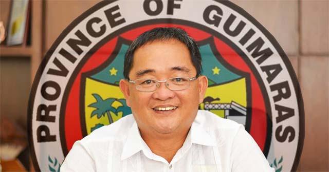 guimaras governor sam gumarin
