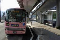 小循環線が運行を開始 高齢者の足に循環バス -津山市-