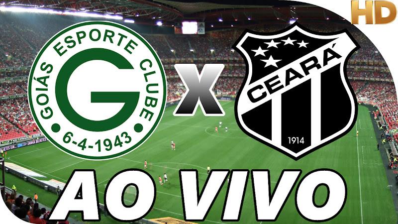 Goiás x Ceará Ao Vivo Online HD
