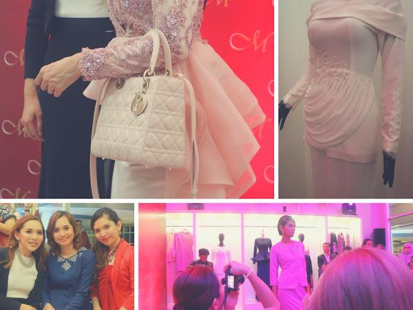 Meraki Artelier | Gabungan 3 citarasa fesyen berbeza lahirkan koleksi memukau