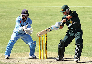 Australia vs India 7th Match CB Tri-Series 2008 Highlights