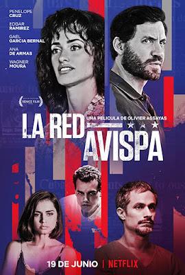 Trailer Para Wasp Network! Thriller Repleto de Estrelas de Olivier Assayas Chega em breve à Netflix