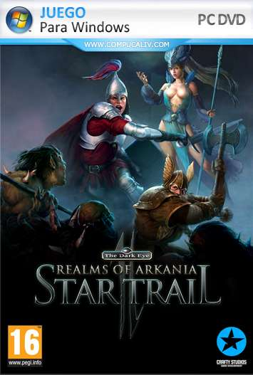 Realms of Arkania: Star Trail PC Full