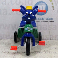 tajimaku sepeda roda tiga