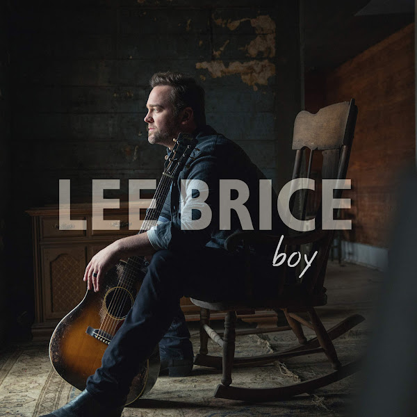 Lee Brice - Boy - Single Cover