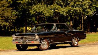 1967 Chevrolet Nova SS Front Left