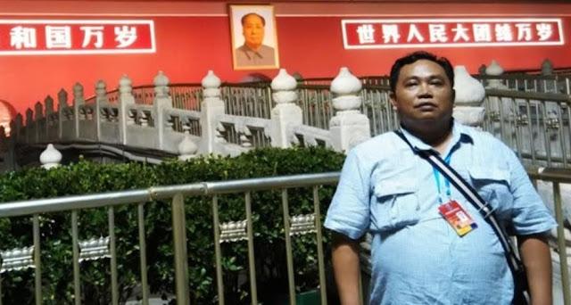 Poyuono dan komunis china