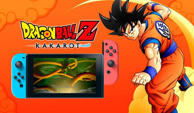 Dragon Ball Z: Kakarot llegará a Nintendo Switch el 24 de septiembre.