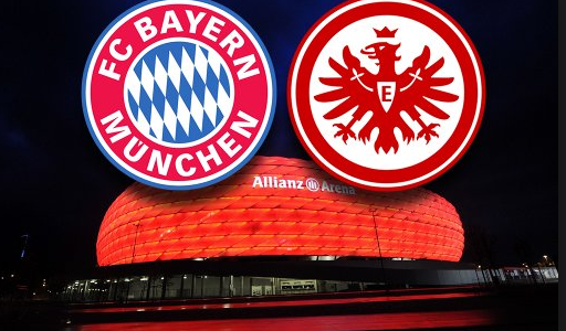 بث مباشر مباراة بايرن ميونخ وآينتراخت فرانكفورت