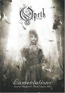 Ecoworldreactor Opeth Death Whispered A Lullaby