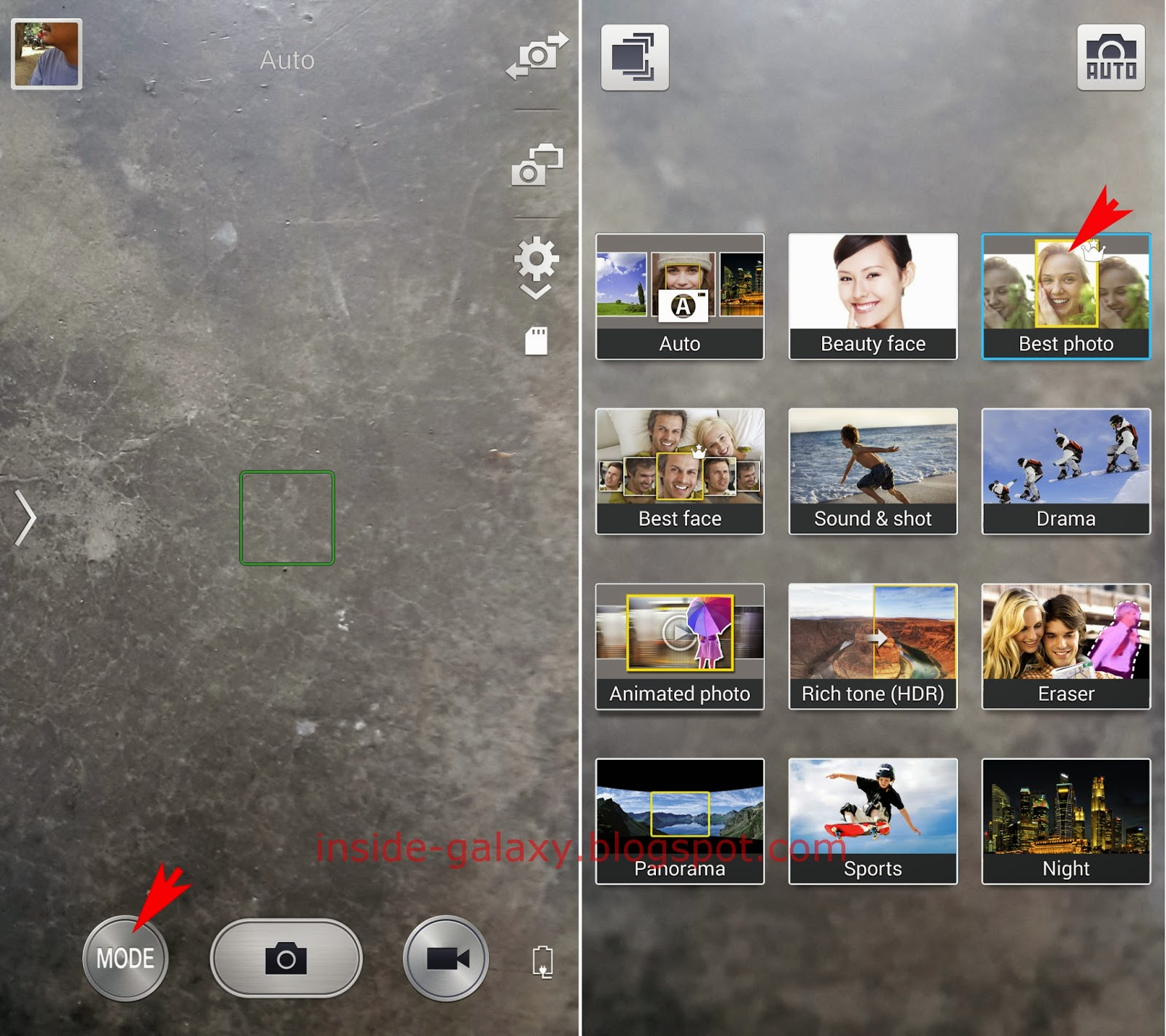 Samsung Galaxy S4: How To Enable And Use Best Photo Mode