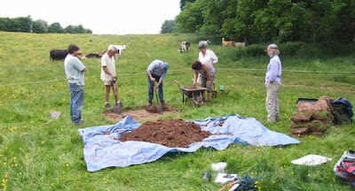 National Trust plans trail for Iron Age hill fort find