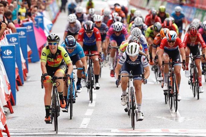 Ceratizit Madrid Challenge by La Vuelta 2019 - 2ª etapa