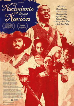 Poster The Birth of a Nation 2016
