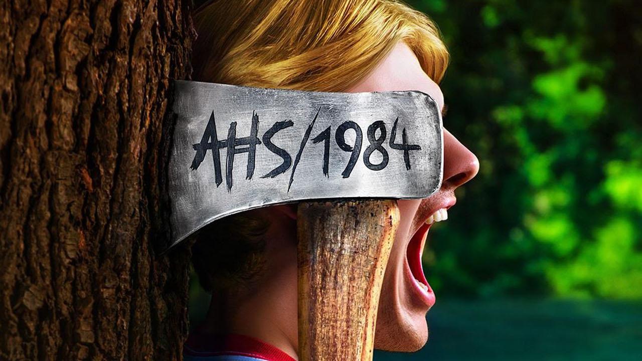 Imagen promocional de 'American Horror Story: 1984'