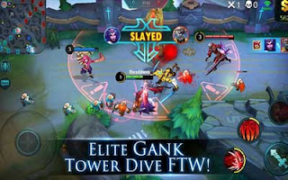 Mobile Legends: Bang Bang Mod Apk Update Full Hack + Cheat  2018