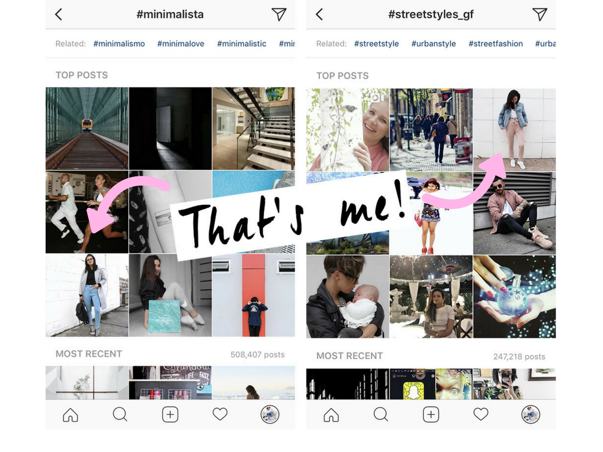 Instagram Hashtag Top Posts Featured