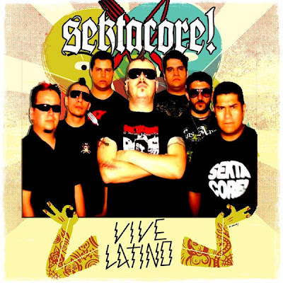 Sekta Core - Vive Latino 2012 (2012)
