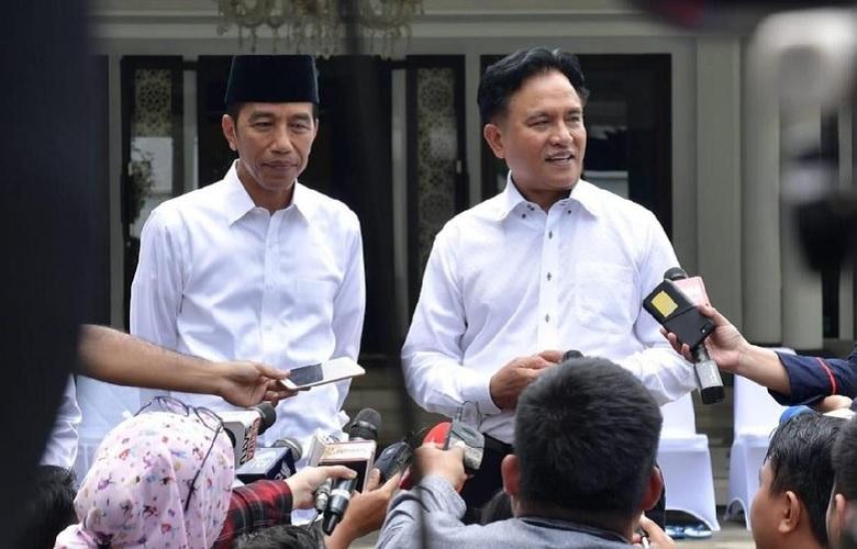 Alasan PBB Dukung Jokowi: Kami Ingin Masuk DPR RI