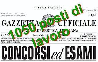www.adessolavoro.com - concorso Roma Capitale per 1050 posti di lavoro