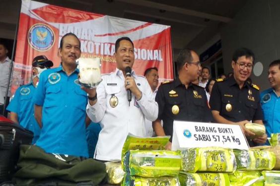 Dua Kurir Narkoba Asal Malaysia Tewas di Tembak Anggota BNN