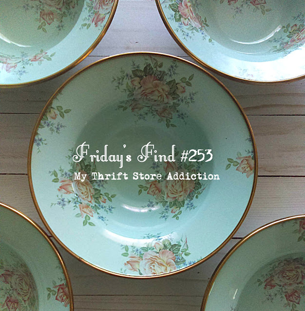 MacKenzie-Childs enamelware bowls