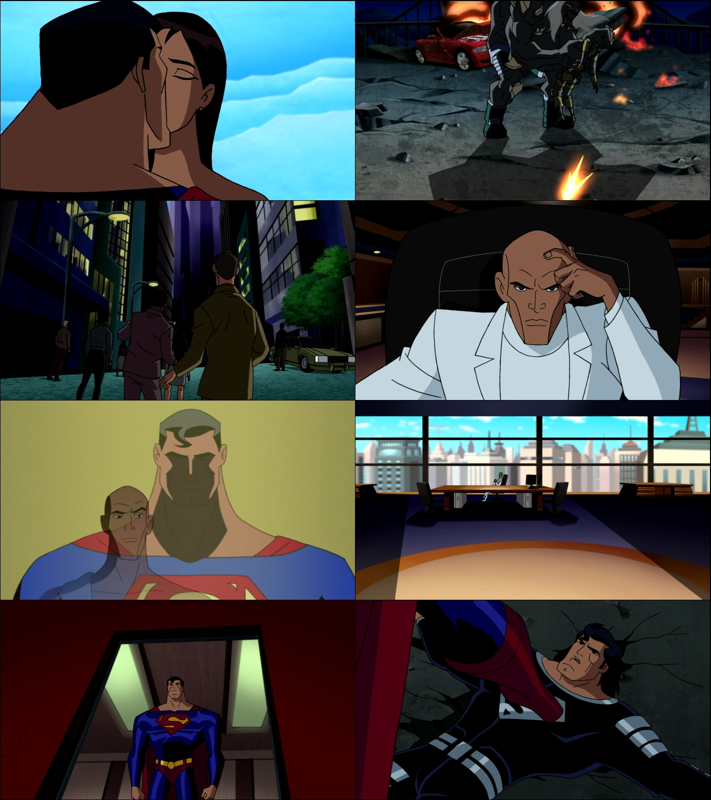 Superman Doomsday 1080p