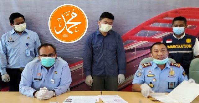 10 Tahun Tinggal Ilegal di RI, Zhang Qing WN Asal China Pakai Nama Muhamad Benny