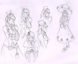 Agatha Concept Art