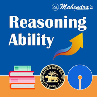 Reasoning Ability Quiz For SBI Clerk / RBI Assistant | 18-06-2020