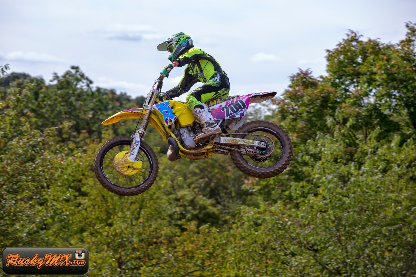 Mike McDade 2 Stroke Shootout Sleepy Hollow