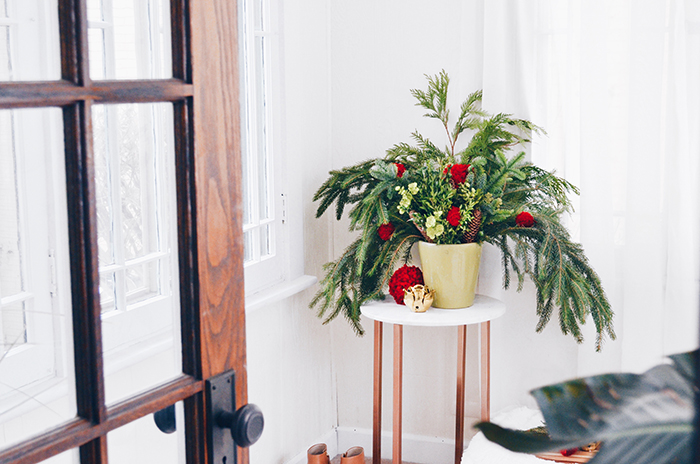 DIY Pine decor